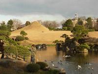 水前寺公園といきなりだんご