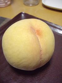 清水の白桃