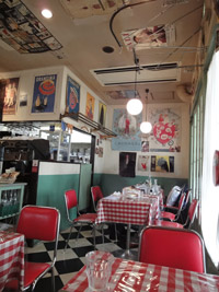 ボンジュール食堂