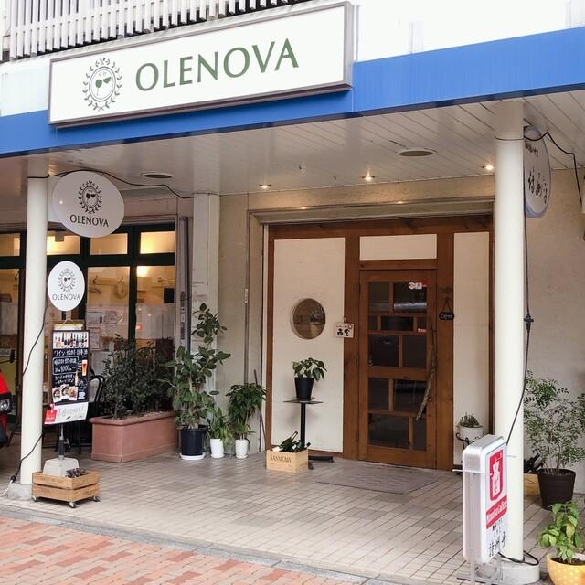 OLENOVAの外観