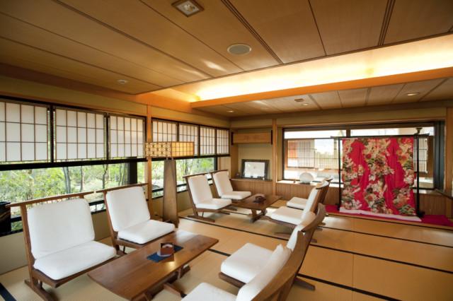 桜坂観山荘の写真
