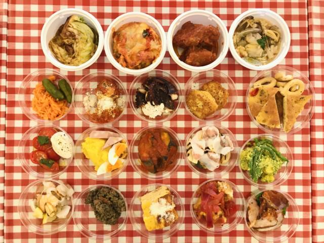 福岡テイクアウト図鑑|イタリア食堂SACCOのテイクアウト商品