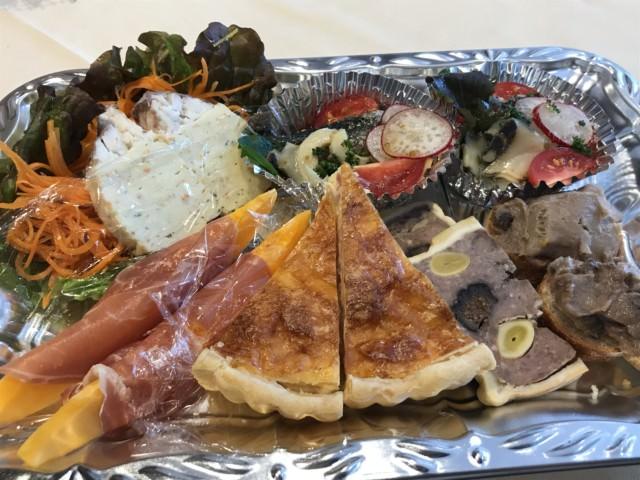 フランス料理とどろき亭商品3