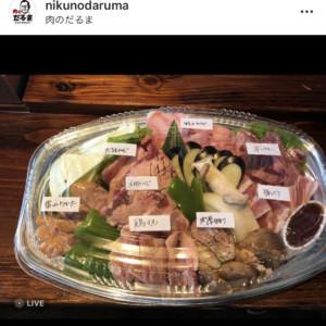 肉のだるま商品1
