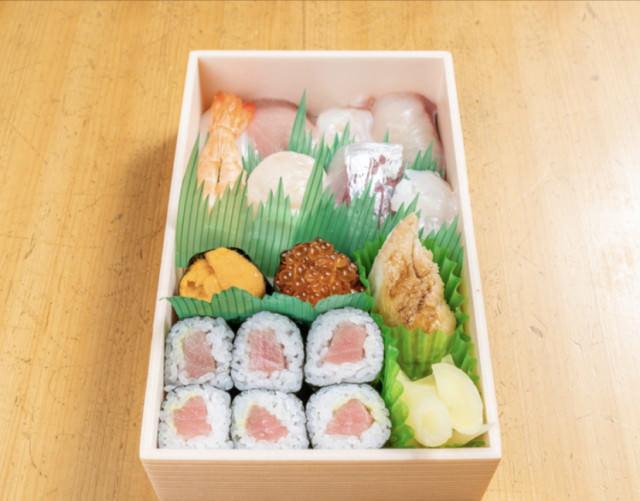 福岡テイクアウト図鑑|寿司割烹やまちょうのテイクアウト商品