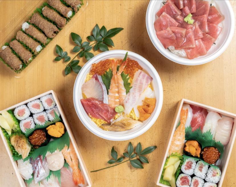 寿司割烹やまちょうメニュー表