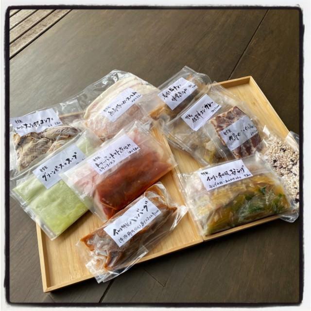 日本の料理屋 IMURI商品3