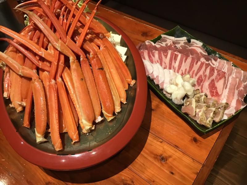 福岡ランチ・昼ご飯図鑑|博多びっくりかにや 那珂川のランチ