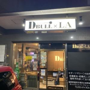 D-BULL×LA