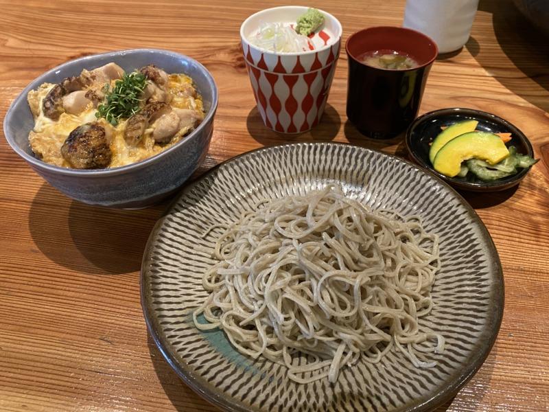 福岡ランチ・昼ご飯図鑑|蕎麦前ひなのランチ