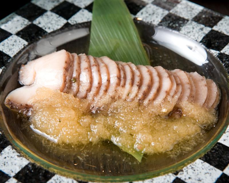 福岡グルメ図鑑|旬鮮レストラン Go-Cooの自慢の一品グルメ写真
