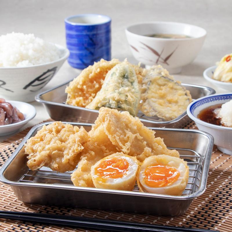 天ぷら えびす 和白店の写真