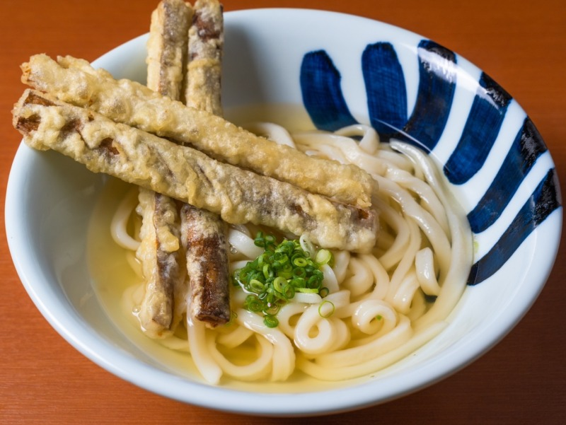 福岡ランチ・昼ご飯図鑑|杉さんうどんのランチ
